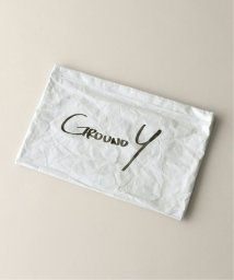 JOURNAL STANDARD/GROUND Y GY-A19-0000-263/エンビクラッチ/ホワイト/502583748