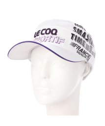 le coq GOLF/ルコックゴルフ le coq GOLF メンズ ゴルフ ワークキャップ ボウシ QGBOJC02/502583963