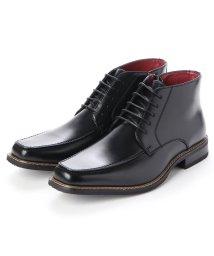 TAKEZO/タケゾー TAKEZO Uチップ 防水 防滑 消臭 ブーツ (ブラック)/502584118