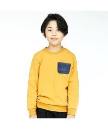 KRIFF MAYER(Kids)/デニムポケット付きスウェット(120~160cm)/502575823