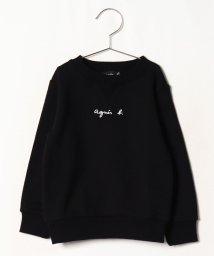 agnes b. ENFANT/【WEB限定】S179 E SWEAT ロゴスウェット/502576145