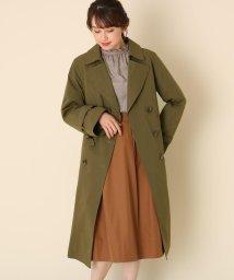 Couture Brooch/【WEB限定プライス/WEB限定サイズ(LL)あり】コンビトレンチコート/502584243