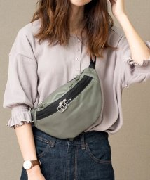 DEVICE/Dickies【ディッキーズ】DK SYNTHETIC LETHER WAIST BAG / 合皮ウエストバッグ ボディバッグ/502584836