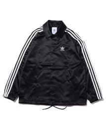 adidas/アディダス サテン コーチ ジャケット/502585557