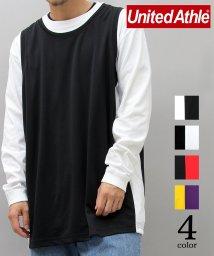 AMS SELECT/【United Athle/ユナイテッドアスレ】4.1オンスドライバスケットボールシャツ/ゲームシャツ/502585793
