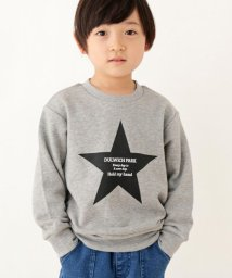 THE SHOP TK(KID)/【100-150cm】星柄トレーナー/502586253
