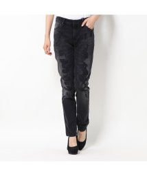 GUESS/ゲス GUESS SEXY CURVE SKINNY DENIM PANT (SHIRO DESTROY)/502586364