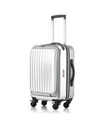 KABANNOSELECTION/サンコー スーツケース 機内持ち込み 34L フロントオープン 軽量 SUNCO mdlz-47/502586841