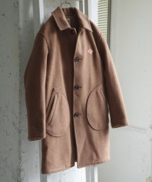 URBAN RESEARCH DOORS/DANTON WOOL MOSSER シングルコート/502587608