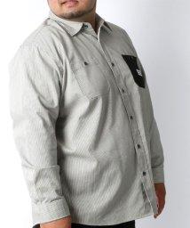 MARUKAWA/【SMITH'S AMERICAN】ヒッコリー ワークシャツ/502545372