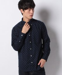 McGREGOR/小紋ビエラプリントシャツ/502567850