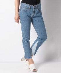 LEVI'S LADY/501(R) CROPPED TAPER ETERNAL TRIANGLE/502571070