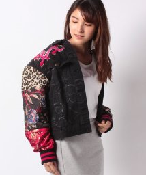 Desigual/WOMAN DENIM DENIM JACKET/502576795