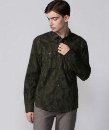 JAMES PERSE/リップストップ カモフラージュシャツ MRSC3235/502588303
