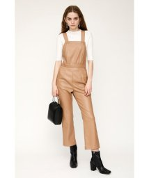 SLY/F/LEATHER SALOPETTE/502588592