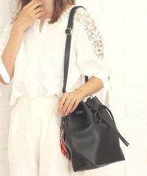 Amulet/2way巾着ショルダーバッグ韓国ファッションレディース大容量持ちやすい肩掛けシンプル【vl-5215】/502588801