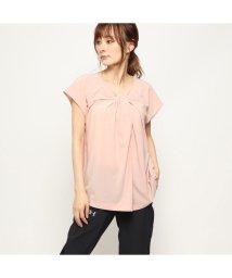 DANSKIN/ダンスキン DANSKIN レディース フィットネス 半袖Tシャツ YOGI CLOTH FRENCH DS39324/502591505