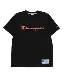 JUNRed/【Champion】ロゴ刺繍半袖T/502498954