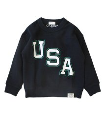 charmy/USAプリントトレーナー/502509142