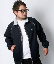 MARUKAWA/【COSBY】コスビー 大きいサイズ ブリスター ブルゾン ジャージ/502545375