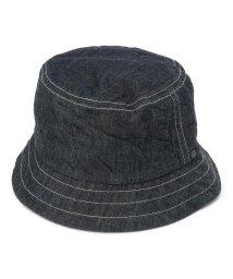 UNCUT BOUND/C-PLUS HEAD WEARS(シープラス・ヘッドウェアーズ) BUCKET HAT / DENIM(バケットハット/ デニム)/502592068