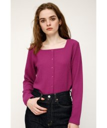 SLY/CREPE BORDER TOPS/502592363