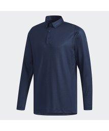 adidas/アディダス/メンズ/CLIMALITEスクエアプリント 長袖ボタンダウンシャツ/502593399