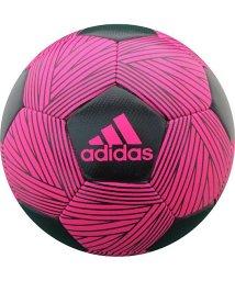 adidas/アディダス/ネメシス ハイブリッド 5号球 ピンク色/502593549