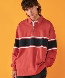 coen/切替ビッグラガーシャツ(UTILITY LINE)/502562090