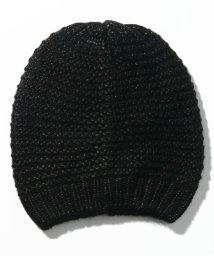 BENETTON (women)/ガーター編みニットワッチキャップ・ニット帽/502571161