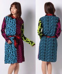 Desigual/【TVドラマ着用】WOMAN WOVEN DRESS LONG SLEEVE/502576722