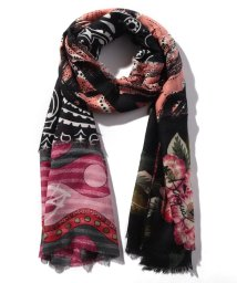 Desigual/ACCESSORIES FABRIC RECTANGLE FOULARD/502576723