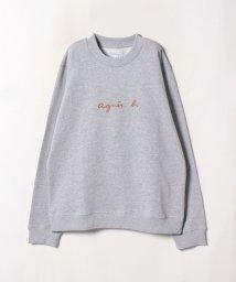 agnes b. HOMME/K276 SWEAT ロゴスウェット/502590132