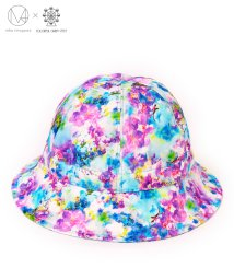 COLORFUL CANDY STYLE/ベビー帽子 ハット S スイートピー/デルフィニウム 【mika】/502595057