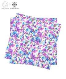 COLORFUL CANDY STYLE/ランチクロス スタンダード スイートピー/デルフィニウム 【mika】/502595112