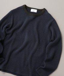 SHIPS JET BLUE/【至極の逸品】SHIPS JET BLUE×gim: ヘビーカノコ クルーネックTシャツ/502595712