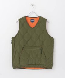 URBAN RESEARCH Sonny Label/MAGIC NUMBER QUILTED PULLOVER VEST/502595791