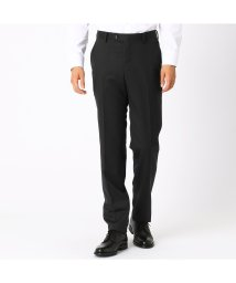 COMME CA ISM/コムサイズム COMME CA ISM 《セットアップ》 ウールギャバ スーツパンツ (ブラック)/502596043