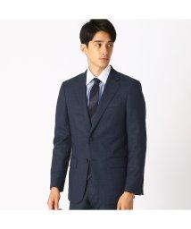 COMME CA ISM/コムサイズム COMME CA ISM 《セットアップ》 デニムミルドストレッチ   スーツジャケット (ネイビー)/502596044