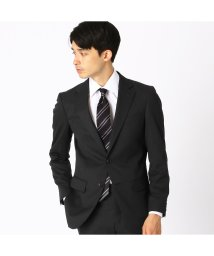 COMME CA ISM/コムサイズム COMME CA ISM 《セットアップ》 ウールギャバ スーツジャケット (ブラック)/502596046