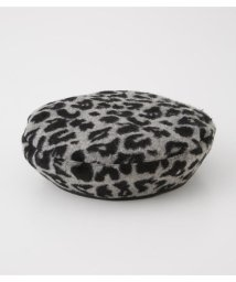 AZUL by moussy/LEOPARD REVERSIBLE BERET/502596638