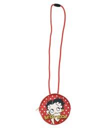 RUNNER/ベティちゃん Betty Boop ネックパース POP FACE 合成皮革 /502597910