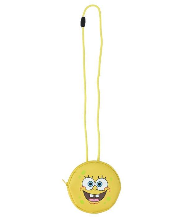 ランナー スポンジ・ボブ Sponge Bob ネックパース スポンジ・ボブ 合成皮革 ユニセックス その他 フリー 【RUNNER】
