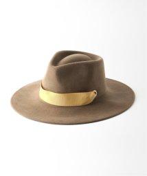 JOURNAL STANDARD relume/【SENSI STUDIO / センシスタジオ】Felted hat with ribbon:ハット/502599145