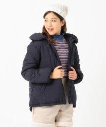 KUMIKYOKU KIDS/【150-170cm】カラー中綿ショートコート/502599392