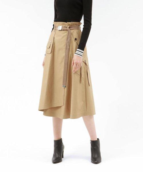 LOVELESS WOMEN(ラブレス ウィメンズ)/◆◆ワークポケット タスラン スカート/62S51211--