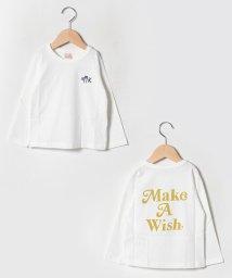 petit main/OKポイント刺しゅうTシャツ/502578502