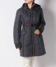 HUNTER/W REFINED QUILTED TRENCH COAT/502582810