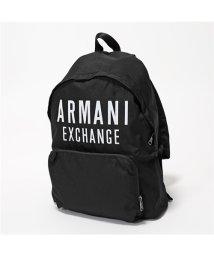 ARMANI EXCHANGE/952199 9A124 00020 バッグ リュック バックパック BLACK メンズ/502597127