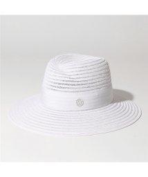 Maison Michel/Maison Michel メゾンミッシェル 1001048003 VIRGINIE HAT ストロー ハット 帽子 WHITE レディース/502597147